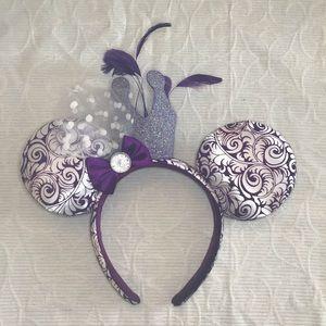 Other - Disney Parks Minnie Mouse Ears Jubilee Headband